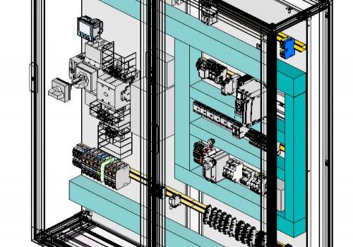 Pro Panel (CAD Konstruktion in 3D)